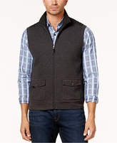 Tasso Elba Men's Full-Zip Stand Collar Vest, Created for Macy's
