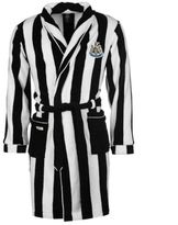 NUFC Mens Newcastle United Dressing Gown Warm Robe Towelling