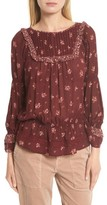 Joie Women's Adrielle Silk Blouse