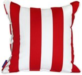 DBGHFIO North Europen style Striped Red Cotton wist cushion /Pillow/Pillowcses