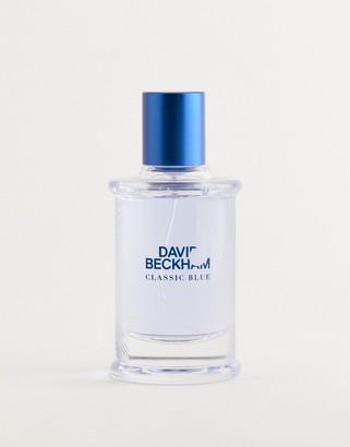 David Beckham Classic Blue Eau de Toilette for Him 40 ml