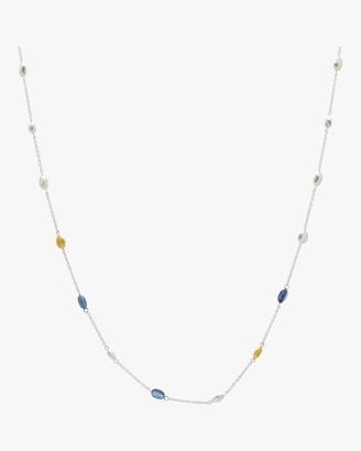 Gurhan Nugget Station Necklace