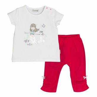 Salt&Pepper Salt and Pepper Baby Girls' Set Meer uni Print Clothing