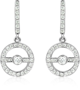 Tagliamonte Incanto Royale 0.55 ctw Diamond 18K Gold Earrings