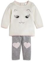 Bloomie's Girls' Sweater Top & Leggings Set - Baby - 100% Exclusive