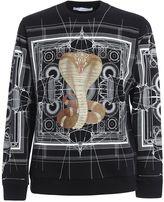 Givenchy Cobra Sweatshirt