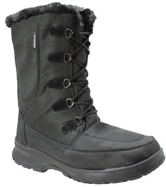 Freeshield Womens Waterproof Nylon Upper Winter Boot