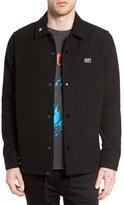 Obey Men's Lurker Coach Jacket