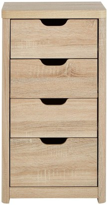 Aspen Slim 4 Drawer Chest