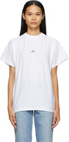 Thumbnail for your product : Won Hundred White Brooklyn Logo T-Shirt