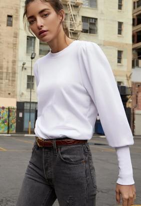 Singer22 Bethany Puff Sleeve Sweatshirt