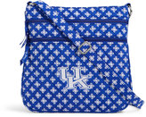 Vera Bradley Kentucky Wildcats Triple Zip Hipster