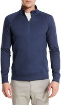 Loro Piana Ryder Cup Mezzo Jersey Quarter-Zip Pullover