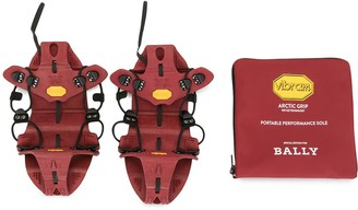Bally Vibram portable performance sole