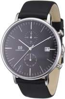 Danish Design Men's Quartz Watch 3314401 with Leather Strap