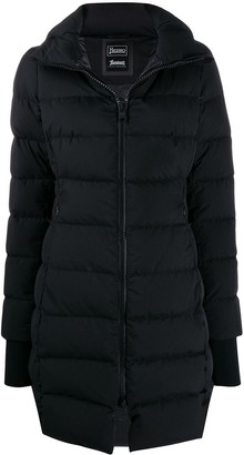 Herno Fitted Puffer Coat