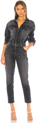 Hudson Jeans Fitted Jumpsuit. - size L (also