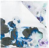 Elie Saab floral print scarf - women - Wool/Silk - One Size