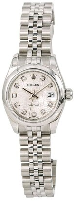 Rolex 2006 pre-owned Datejust 26mm