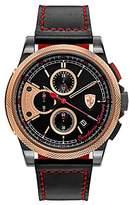 Ferrari 830313 'FORMULA ITALIA S' Quartz Resin and Silicone Watch