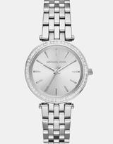 Michael Kors Mini Darci Silver-Tone Analogue Watch