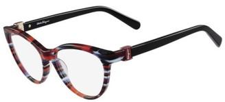 Salvatore Ferragamo Women's SF2761 Optical Frames