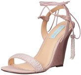 Betsey Johnson Blue by Women's SB-FAYE Dress Sandal