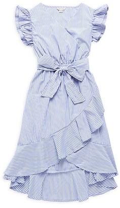 Habitual Girl's Shae Wrap Dress