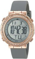 Skechers Women's SR6016 Digital Display Quartz Grey Watch