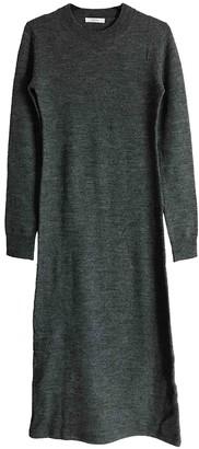 Celine Grey Wool Dresses
