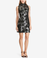 American Living Sequin Jacquard Dress