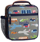 Pottery Barn Kids Classic Lunch Bag, Mackenzie Brody Transportation Collection