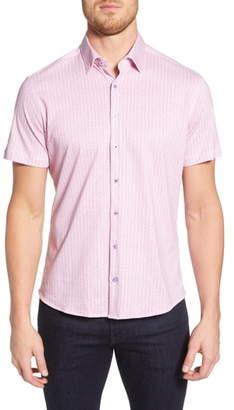 Stone Rose Sailboat Regular Fit Shirt