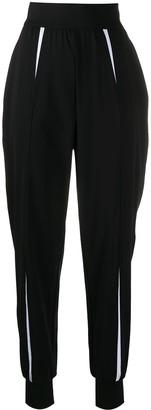 NO KA 'OI No Ka' Oi fitted cuff track pants