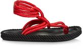 Isabel Marant Lesley ankle-strap rope sandals