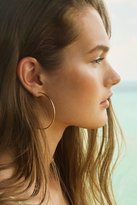 Urban Outfitters Sterling Silver + 18k Gold Plated Daryl Hoop Earring