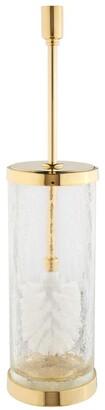 Zodiac Crystal Toilet Brush