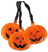 Philips Halloween LED Jack-O-Lantern String Lights - 10 ct