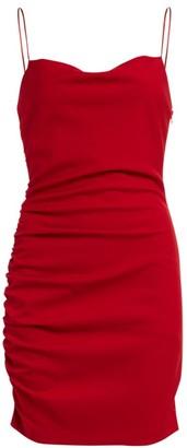 Cinq à Sept Winnie Crepe Mini Dress