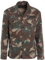 Drykorn Mikey Summer Jacket Olive