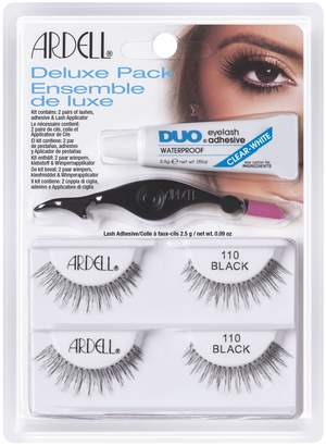 Ardell 110 Black Lashes Deluxe Pack