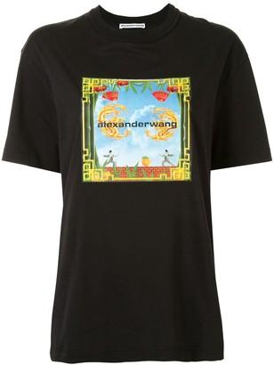 Alexander Wang lunar new year T-shirt