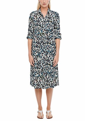 S'Oliver Women's 120.10.007.20.200.2043815 Casual Dress