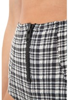 Lisa Marie Fernandez Halter Zip Highwaisted Bikini