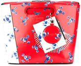 Kenzo floral print tote