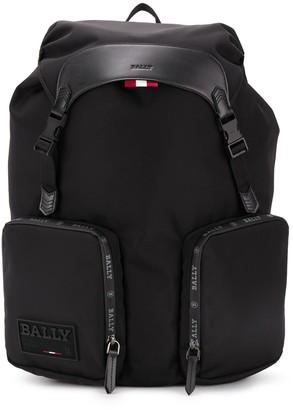 Bally Rhudi two-pocket backpack