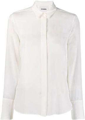 Jil Sander Francesca Button Up Shirt