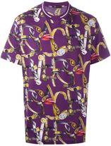 Versace belt print T-shirt