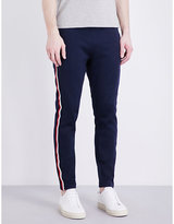 Moncler Stripe-trim Jersey Jogging Bottoms