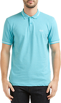 Hugo Boss Boss Green Paul Contrast Tipping Slim Fit Polo Shirt